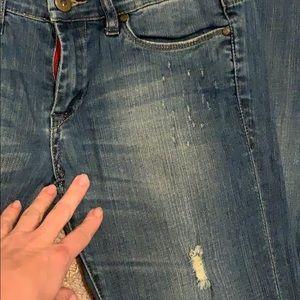 Blank NYC Jeans - Blanknyc distressed jean